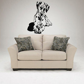 Dalmatian Dog Puppy Breed Pet Animal Family Wall Sticker Decal Mural 2758