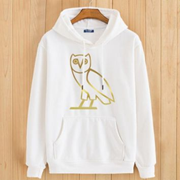 OVO Owl Pullover Hoodie