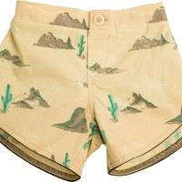 CHILDREN OF THE TRIBE CACTUS GROUNDS SHORTS