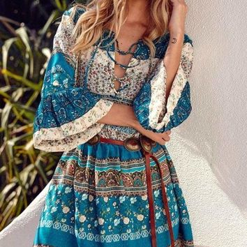 Boho Style Nights Dress
