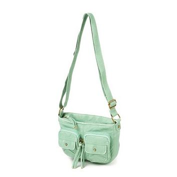 Mini Utility Crossbody Bag | Claire's