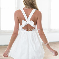Blessed Angel Dress (White)