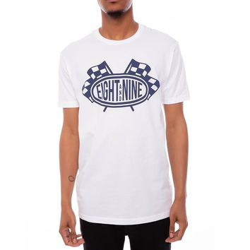 Brick Yard T Shirt Navy