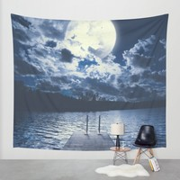 Bottomless dreams Wall Tapestry by HappyMelvin | Society6