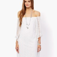 Deanna Lace Shift Dress | Fashion Apparel and Clothing | charming charlie