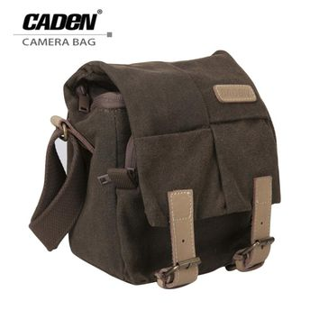 Nylon Soft Dslr Camera Shoulder Bag 0910-62