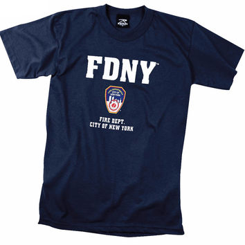 Rothco Officially Licensed FDNY T-shirt