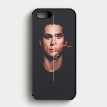 Stiles Stilinski iPhone SE Case