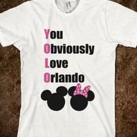 Yolo - Orlando - Underline Designs