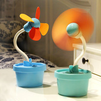 Mini Creative Quiet Fan [6270380614]