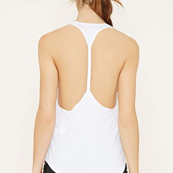 Active Braided-Back Tank | Forever 21 - 2000153859