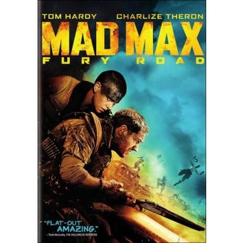 Mad Max: Fury Road (DVD) 2015