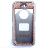 OtterBox Defender Series Case iPhone 5/5s Glitter Cute Sparkly Bling Defender Series Custom Case Grey / Sunstone