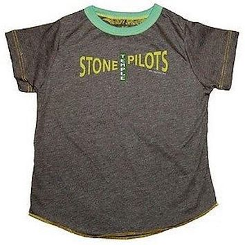 Retro Rowdy Sprout Stone Temple Pilots Vintage Inspired Infant T-Shirt