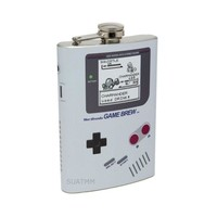 Nerdtendo Game Brew Pokemon Parody Flask