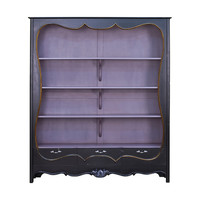 Raised by Bats Bookcase