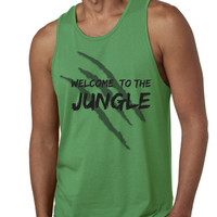 Welcome To the Jungle - Inside Out Shirt | Bad Kids Clothing