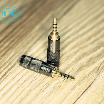 Null Audio SC2 2.5MM Stereo Connector 4Pole Balanced for Astell&Kern Players