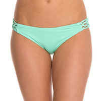 Roxy Girls Just Wanna Have Fun 70's Bottom at SwimOutlet.com