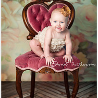 Lovely Flower Newborn Baby Photo Background Backdrop Wood Floor Background for Children Photography Studio Kids Photogafia  CM-6718