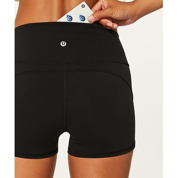 Lululemon Fashion Drawstring Gym Yoga Sport Shorts