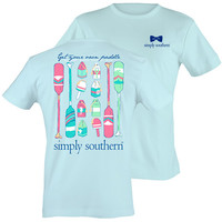 Simply Southern Preppy Get Your Own Paddles T-Shirt