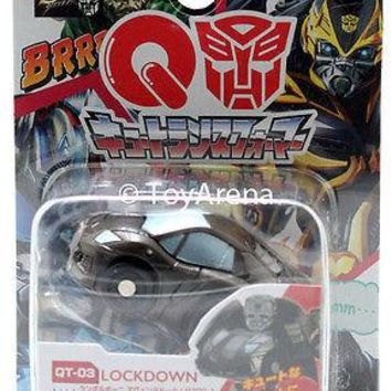Q Transformers Series 01 QT-03 Movie Lost Age Lockdown IN STOCK USA SELLER