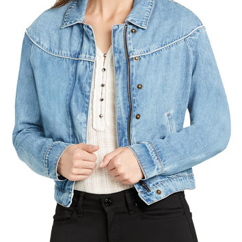 WILLIAM RAST™ Western Denim Jacket