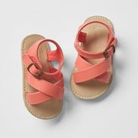 Crisscross Sandals