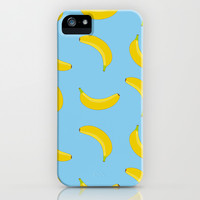 Go Bananas! iPhone & iPod Case by Uma Gokhale