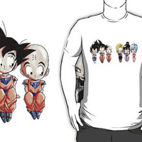Cute Dragonball by Bajah