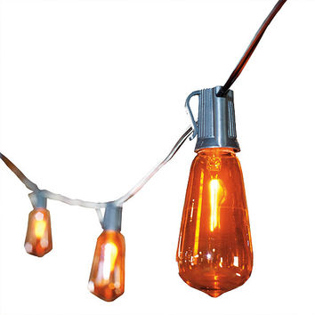 Flicker Flame Edison Bulb Lights