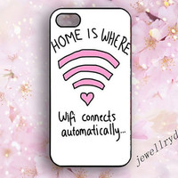 WI-FI cyber iphone 5s case,home is where iphone 4/4s case,wifi connects automatically iphone 5/5c case,Wifi signal Symbol,galaxy s4 s5 case