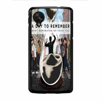 A Day To Remember Sand Watch Master Nexus 5 Case