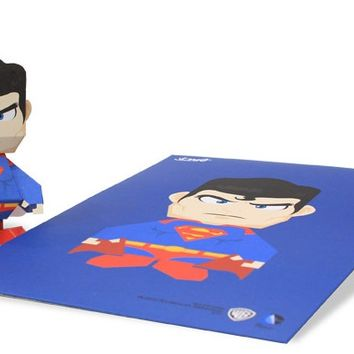 Superman Paper Toy