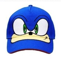 Sonic The Hedgehog Boys Baseball hat Cap