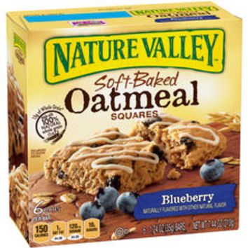 Blueberry Soft-Baked Oatmeal Squares, 6-1.24 oz. Bars - Kmart