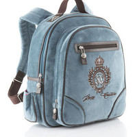 Juicy Couture - Velour Backpack, Turquoise - Last Call