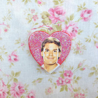 Dexter Morgan Brooch