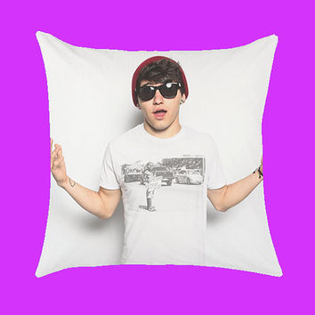 Jc Caylen - Pillow Case, Rectangle Pillow One Side/Two Sides.