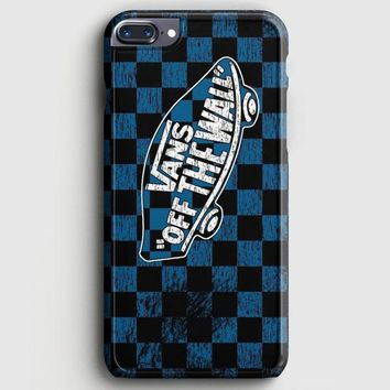 Vans Off The Wall Skate Shoes iPhone 8 Plus Case