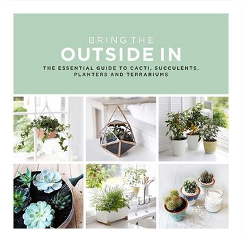Bring The Outside In - Books - Oliver Bonas