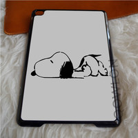 SNOOPY DOG iPad Mini Case