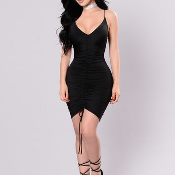 Voyager Dress - Black