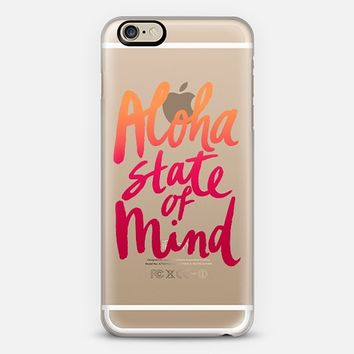 Aloha State of Mind iPhone 6 case by Sharon Juan | Casetify