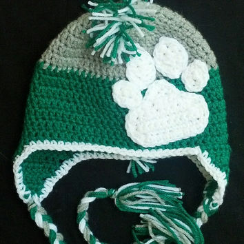 Ohio University Bobcats Mohawk Hat