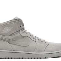 Air Jordan 1 Retro High - Air Jordan - 332550 031 - wolf grey/wolf grey | Flight Club