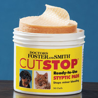 Nail Clipping Pet Supplies: Drs. Foster & Smith CutStop® for Ferrets