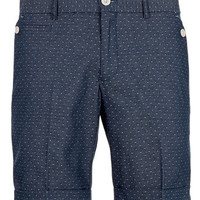 Selected Homme Blue Two Preston Club Dot Shorts*
