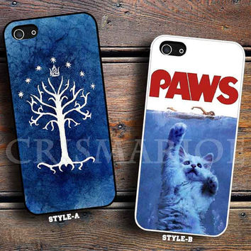 Tree Of Gondor & Paws parodi jaws